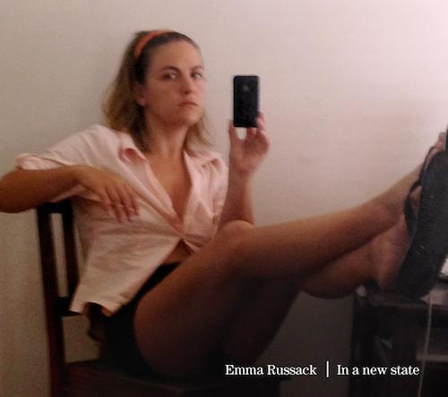 Emma Russack – In A New State
