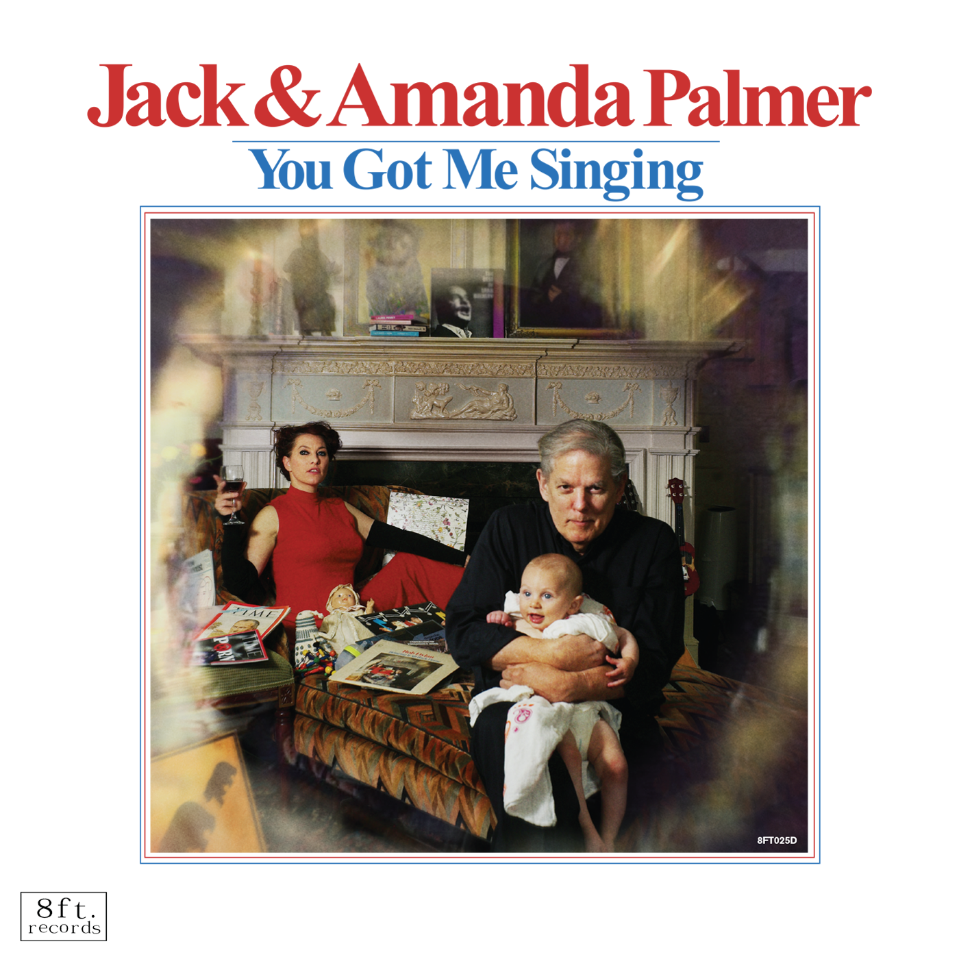 "Jack & Amanda Palmer: ""You Got Me Singing"""