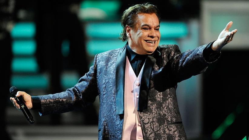 Musik: Juan Gabriel bei den Grammy Awards 2009 in Las Vegas
