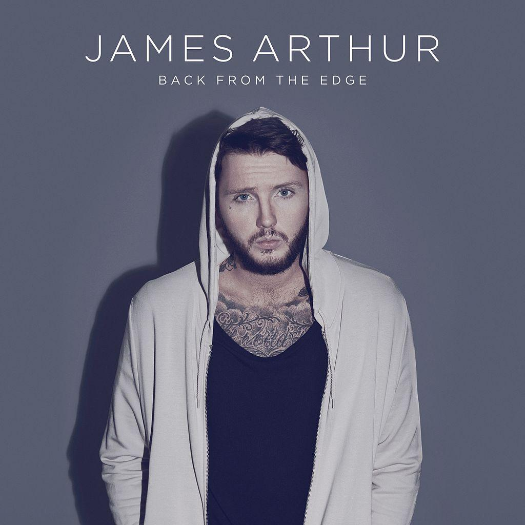 James Arthur – Back From The Edge