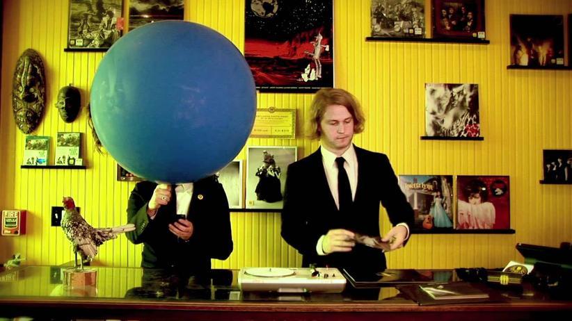 Jack White: Der Käufer soll wieder spüren, dass Musik etwas Heiliges ist: in Jack Whites Third Man Record Store