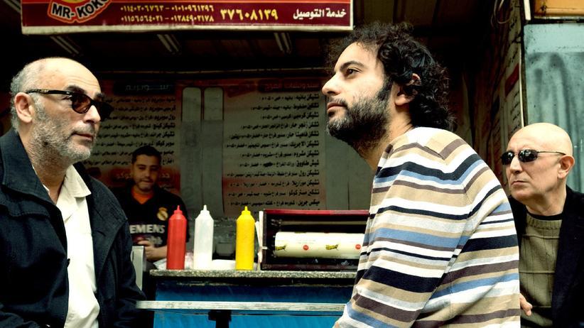 Dwarfs of East Agouza: Die Dwarfs of East Agouza kennen sich aus Kairo, wo sie im selben Apartmenthaus gewohnt und Musik gemacht haben.