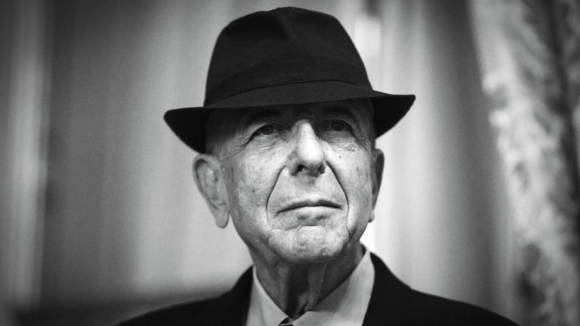 Leonard Cohen: Lieder von Musen und Mythen