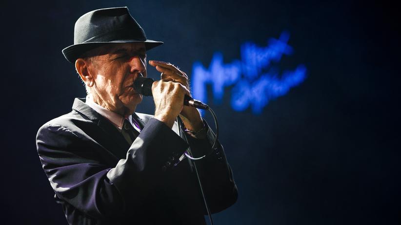 Songwriter: Leonard Cohen ist tot