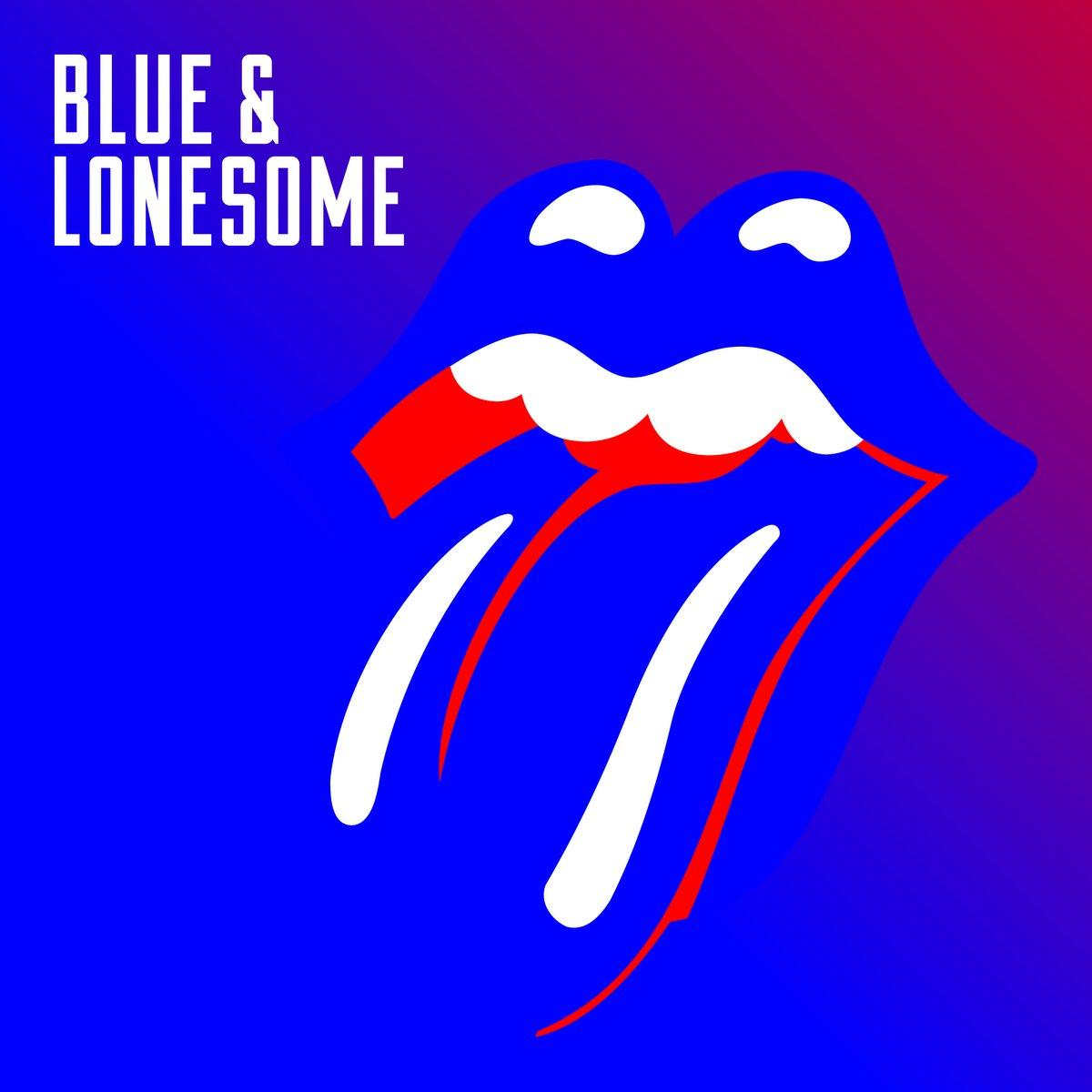 "The Rolling Stones: ""Blue & Lonesome"""