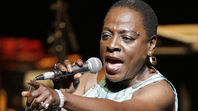 Sharon Jones 2014 auf dem Jazz Fest Vienna
