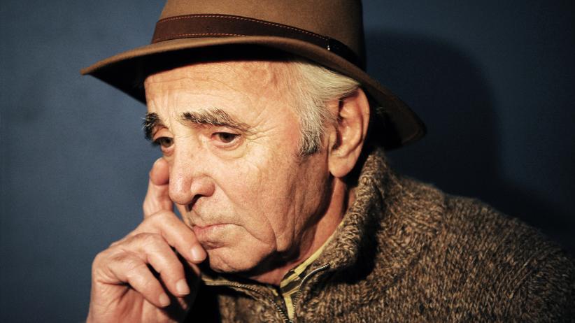 Charles Aznavour: Der kleine Grandseigneur