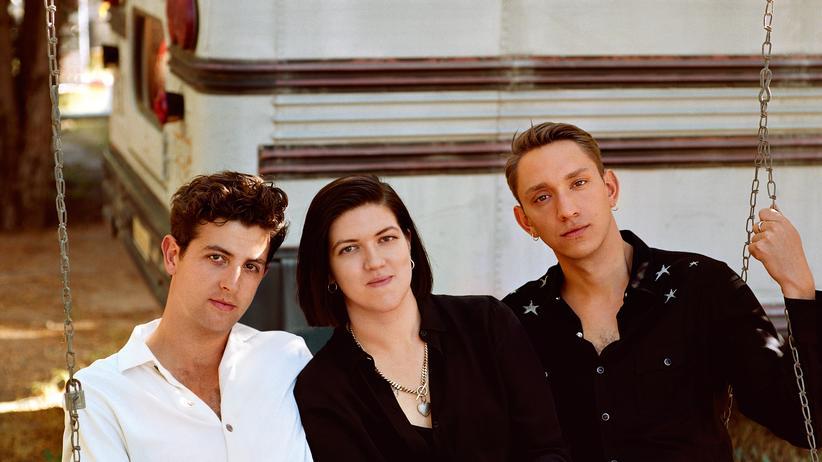 The xx: Dreiecksbeziehung: Jamie Smith, Romy Madley Croft und Oliver Sim sind The xx.