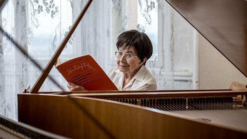 Zuzana Růžičková: Es gibt etwas Höheres