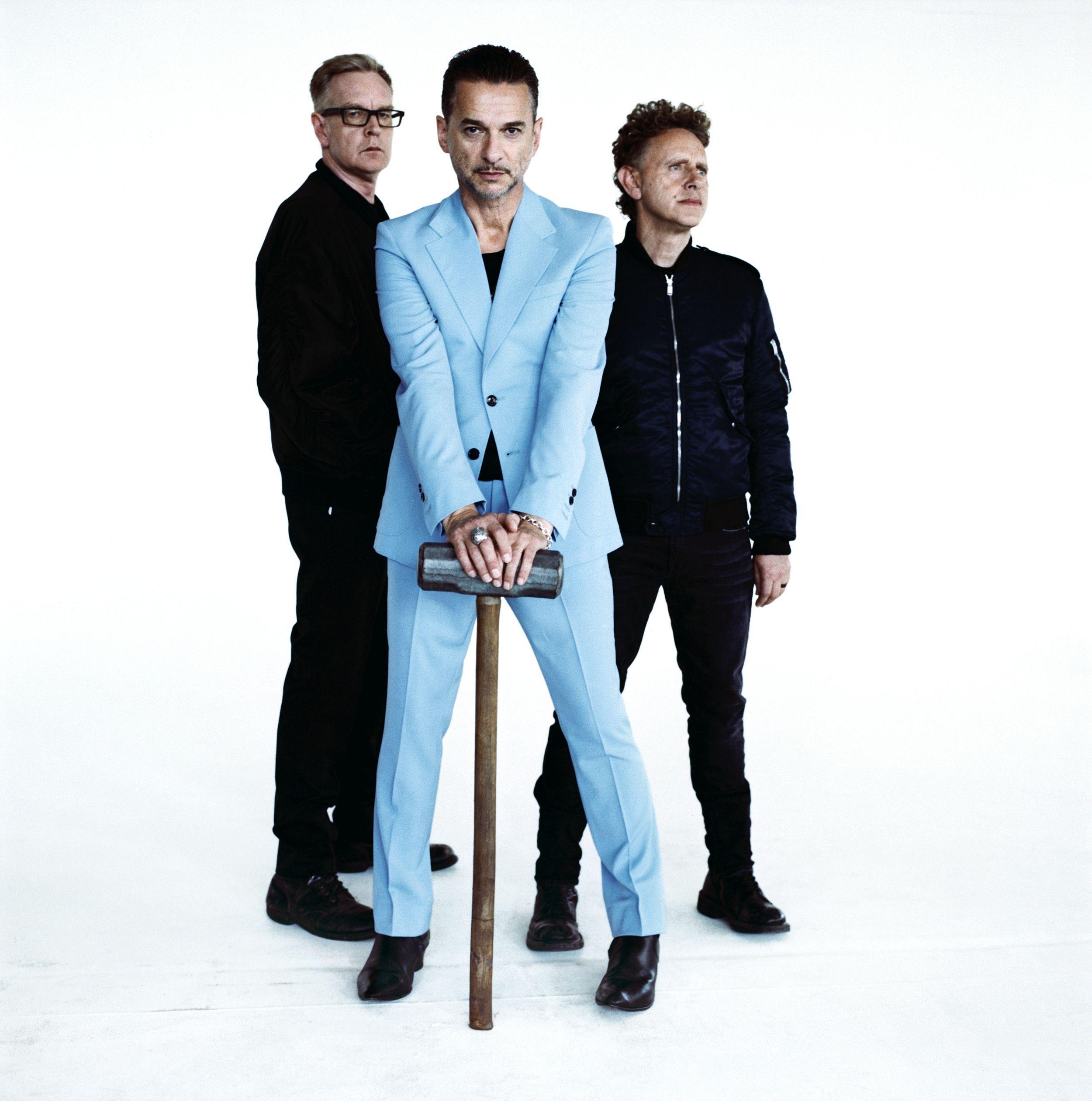 Pop-Neuerscheinungen: Depeche Mode – Spirit