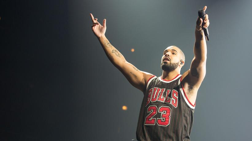 Drake: Drake bei einem Konzert in Chicago, Illinois