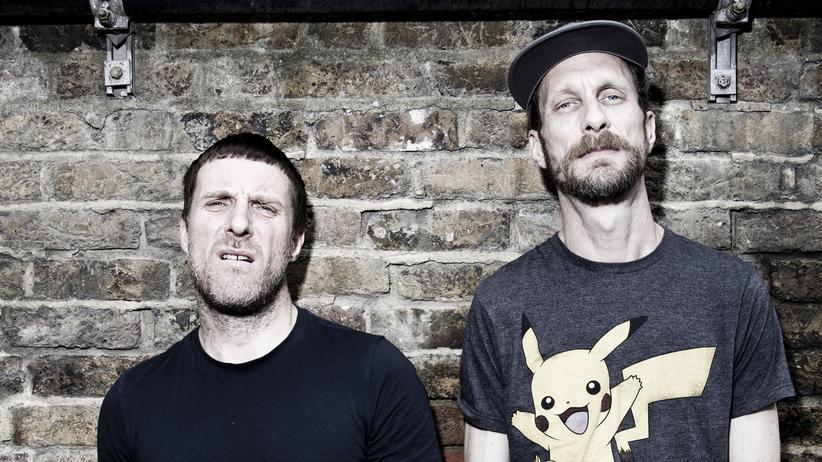 Sleaford Mods: Die tollsten Prolls seit den Gallagher-Brüdern: Jason Williamson und Andrew Fearn von Sleaford Mods