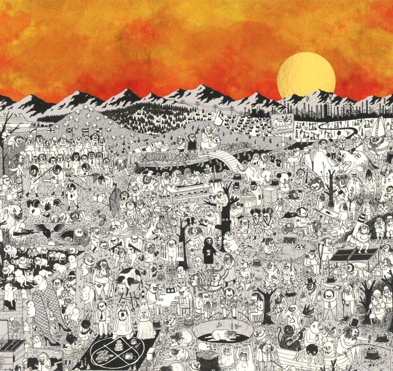 Pop-Neuerscheinungen: Father John Misty: Pure Comedy (Sub Pop)