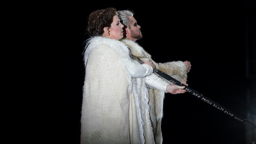 """Walküre"": So zart. So leise"