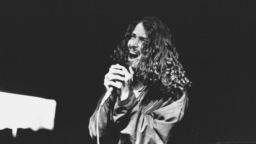 Chris Cornell: Vier Oktaven offen