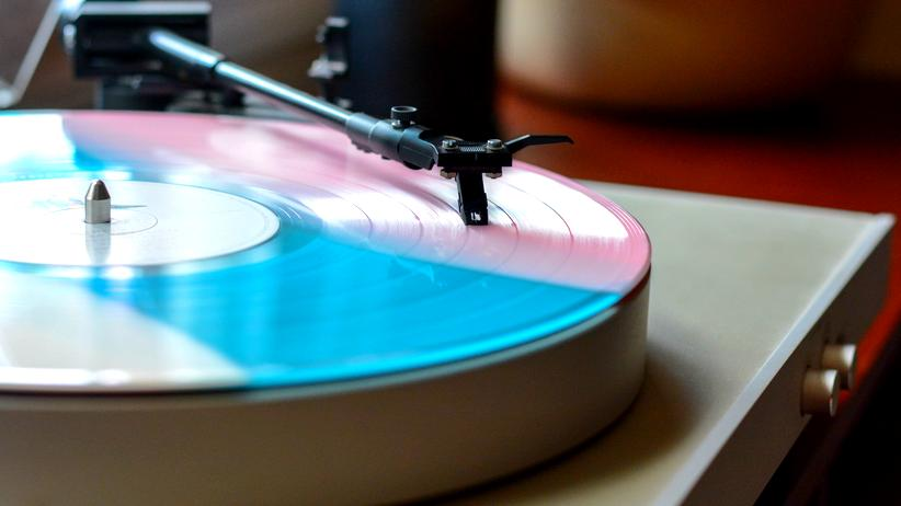 """Schallplatten: Vinyl, das vormals """"schwarze Gold"""", wird längst auch mehrfarbig produziert."""