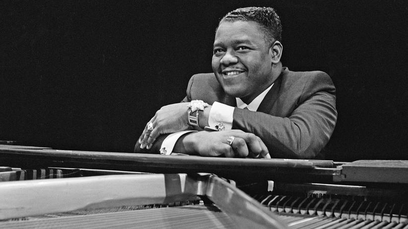 Rock'n'Roll-Musiker: Fats Domino