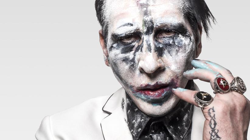 Marilyn Manson: Toter als tot? Brian Hugh Warner alias Marilyn Manson, 48 Jahre alt