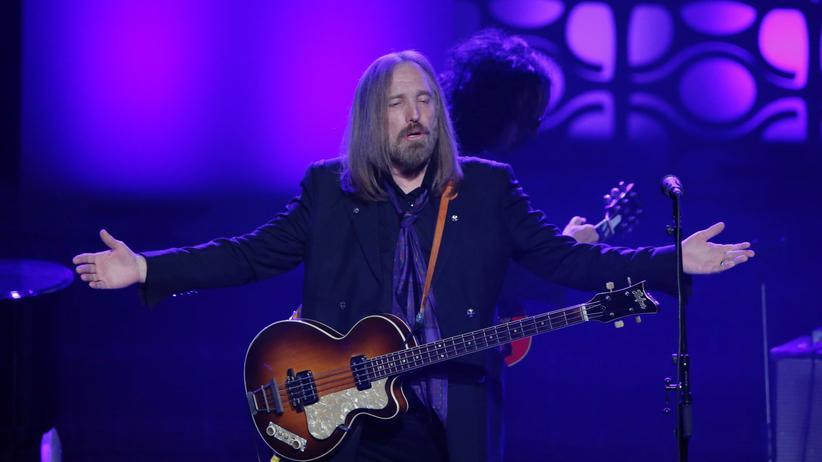 US-Sänger: Tom Petty ist tot