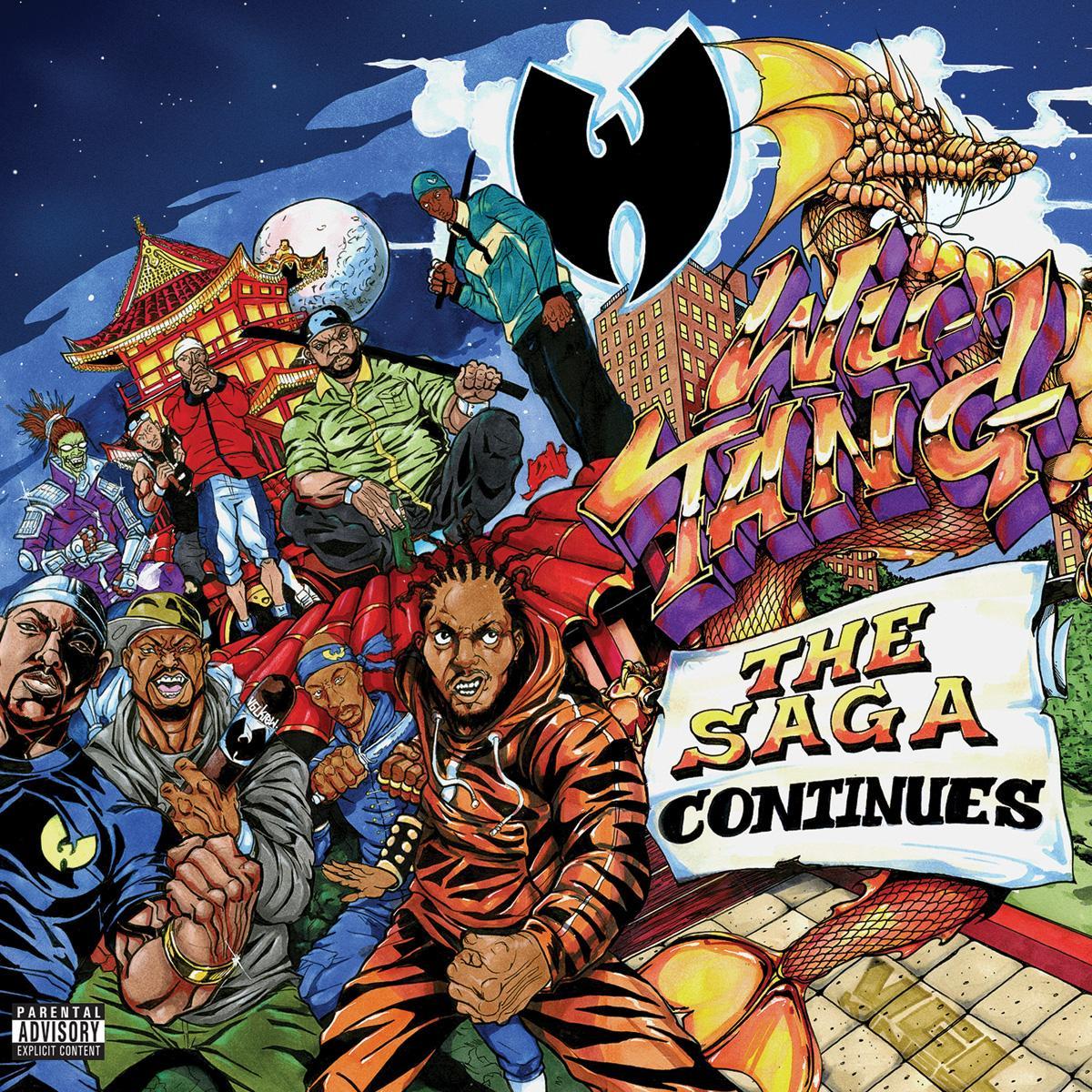 Wu-Tang Clan: The Saga Continues