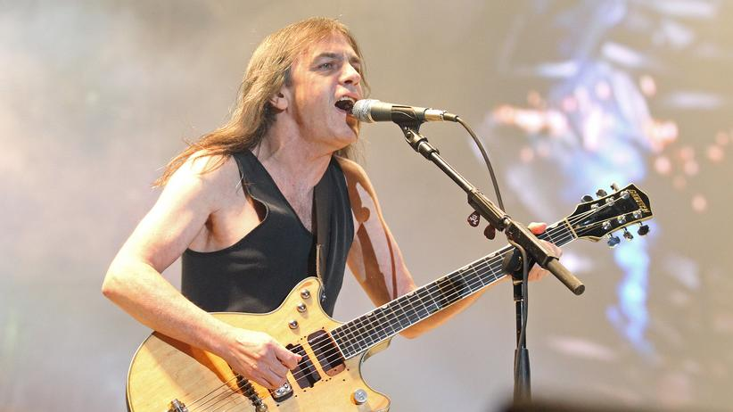 Malcom Young ACDC