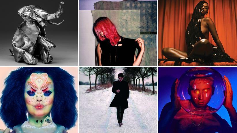 Musikempfehlungen: Die besten Alben des Jahres