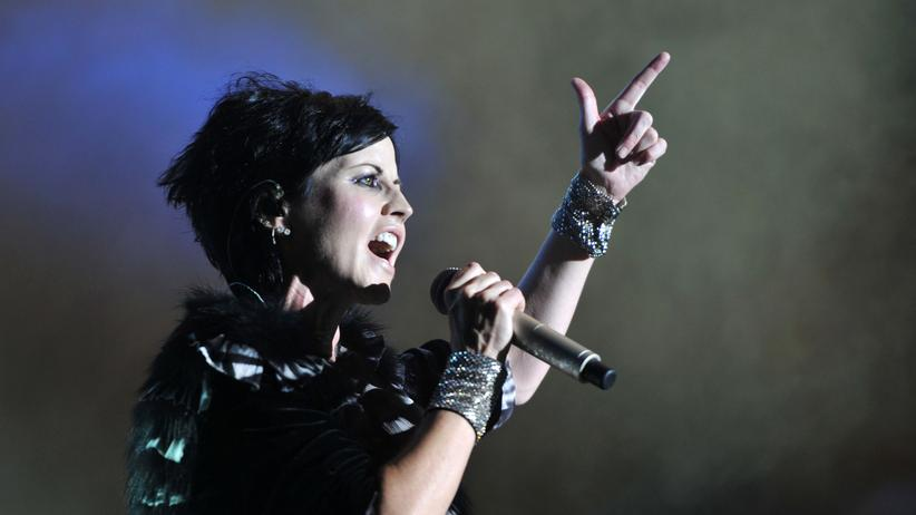 The-Cranberries-Sängerin: Dolores O'Riordan gestorben
