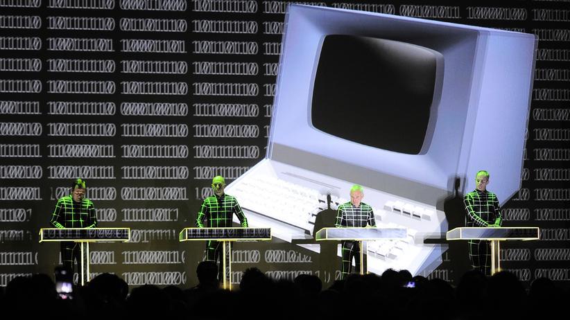 Grammy Awards: Kraftwerk für bestes Dance-Album ausgezeichnet