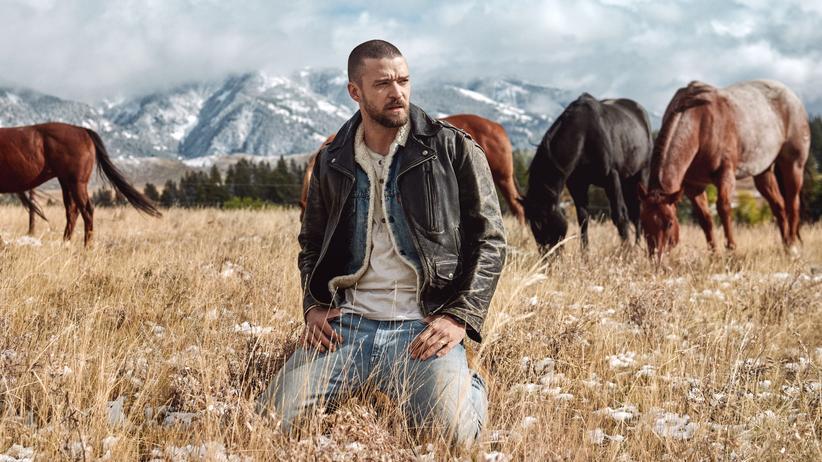 Justin Timberlake: Lieder für die Zombie-Apokalypse