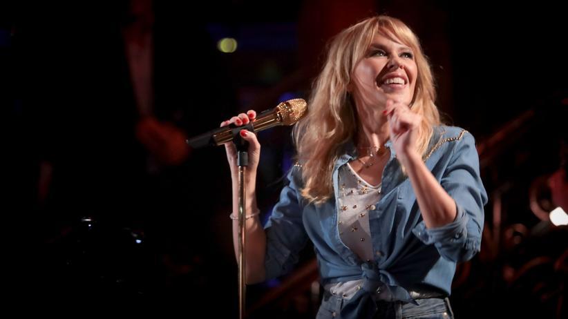 Kylie Minogue: Herrin der Kuhknechtherde