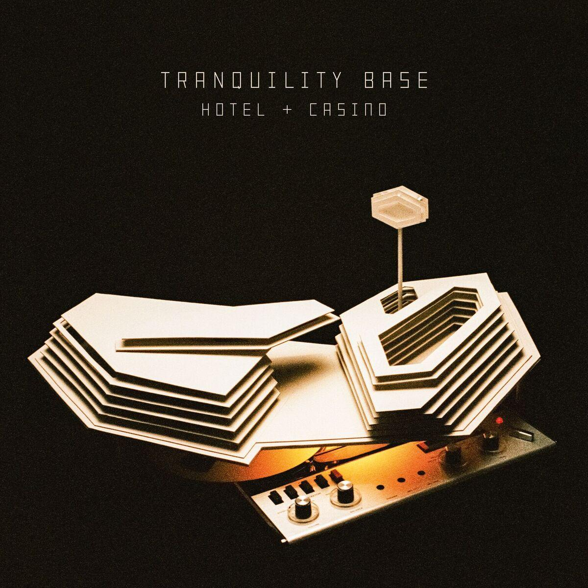 Arctic Monkeys - Tranquility Base Hotel & Casino  (Domino)