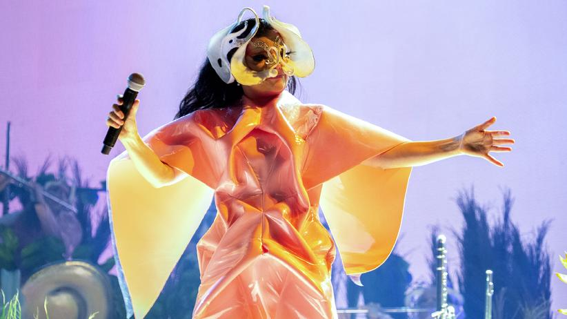 Gender Equality: Björk Anfang Juni beim Primavera Sound in Barcelona