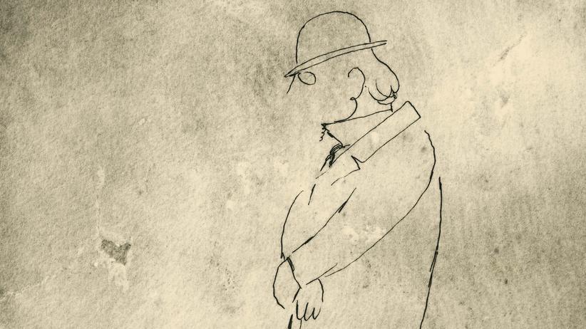 """""""Die Regenschirme des Erik Satie"""": Ganz sacht, ganz sacht, ganz sacht, ganz sacht"""