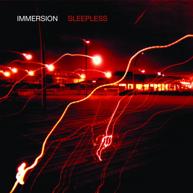 Pop-Neuerscheinungen: Immersion – Sleepless (Swim ~ )