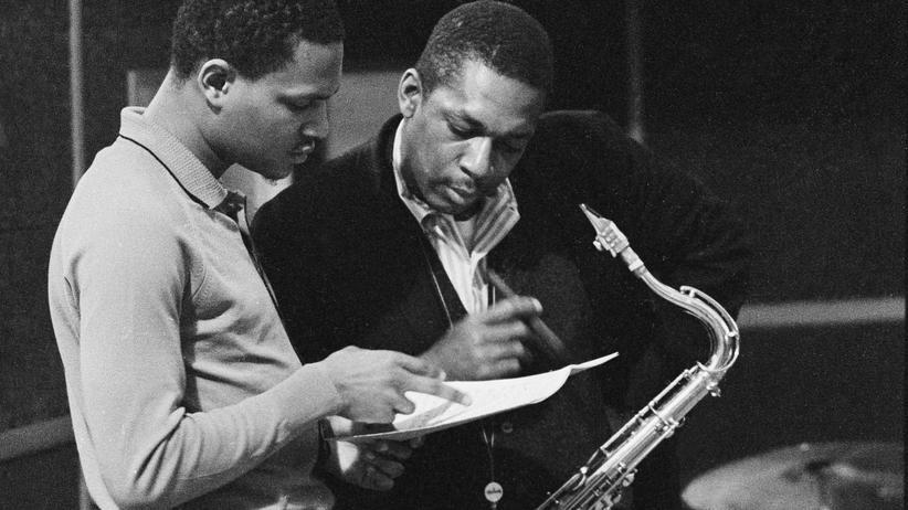 John Coltrane: Der Meister, zum Abheben bereit