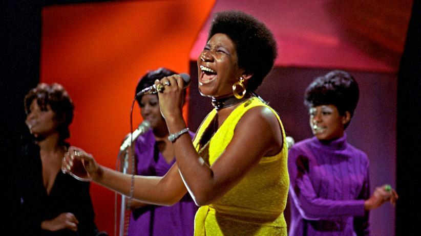 Aretha Franklin: Urgewalt der unbeugsamen Frau
