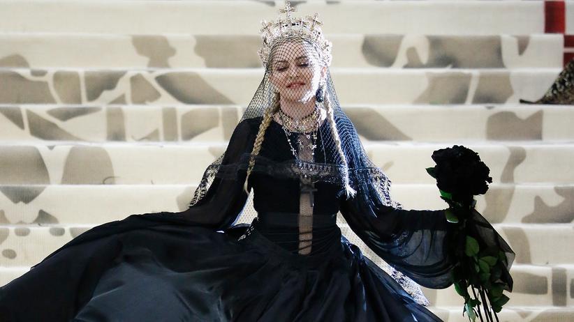 Madonna: Alles Gute zum Muttertag