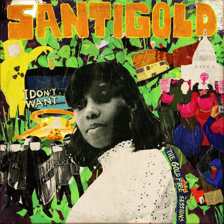 Pop-Neuerscheinungen: Santigold: I Don't Want: The Gold Fire Sessions
