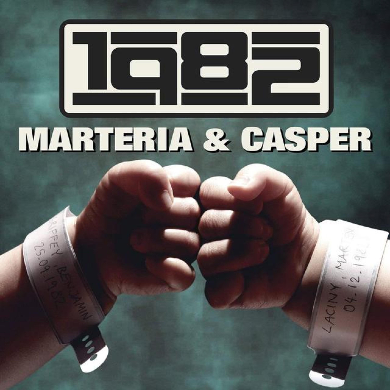 Popneuerscheinungen: Casper & Marteria: 1982 (Zwei Bernds tanken Super/Sony)