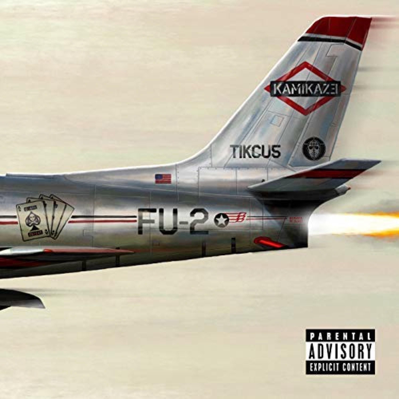 Popneuerscheinungen:  Eminem: Kamikaze (Interscope/Universal)