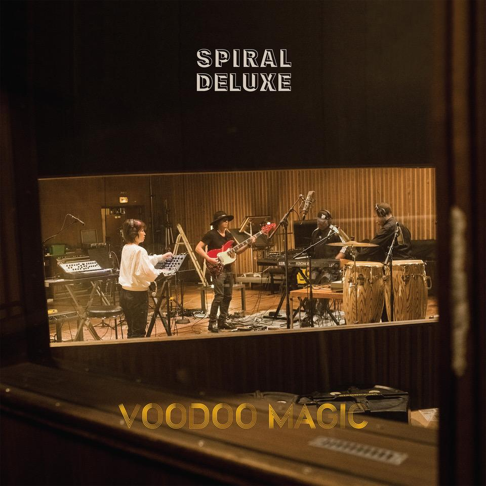 Spiral Deluxe – Voodoo Magic (Axis Records)