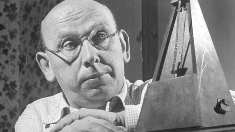 """""""Hanns Eisler – Songs in American Exile 1938–1948"""": Lieder für ein gutes Leben"""