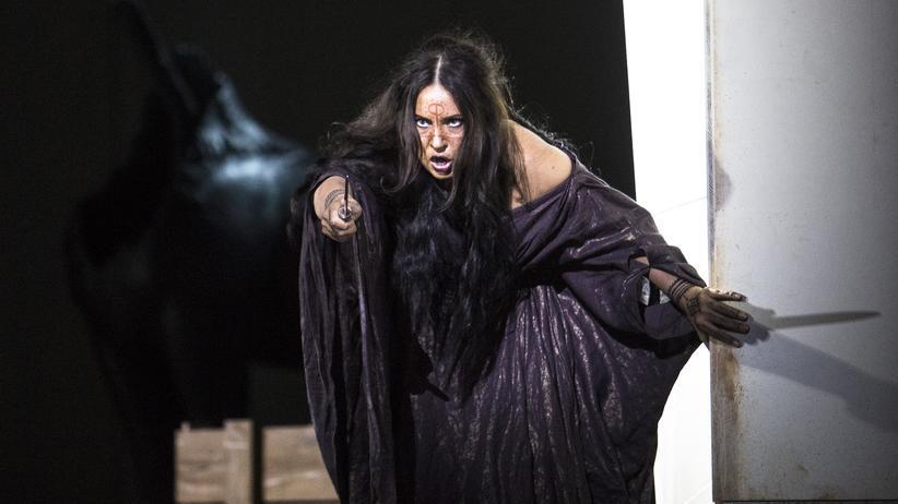 """""""Medea"""": Nur du bist hier fremd mit deinem Hass!"""