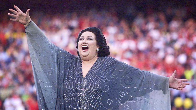 Montserrat Caballé: Der Rockstar unter den Opernsängerinnen