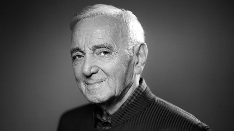 Charles Aznavour: Immer dieses sanfte Zögern