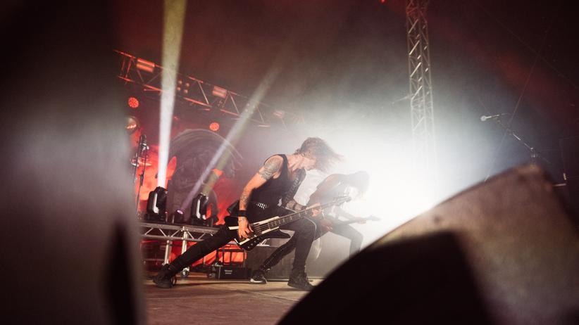 """Metal Hammer Paradise"": Kiefernholz kills Rock 'n' Roll"
