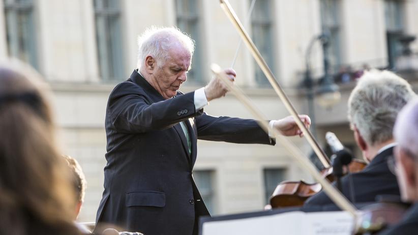Berliner Staatsoper: Orchestervorstand verteidigt Daniel Barenboim