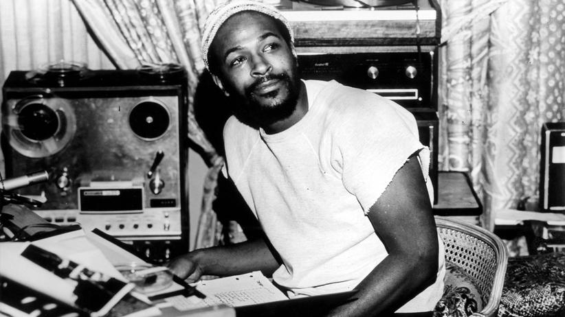 Marvin Gaye: Vor 47 Jahren für Spotify geschrieben