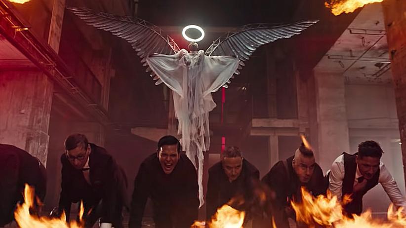 Rammstein-Video: Ein lauter Schrei nach Liebe