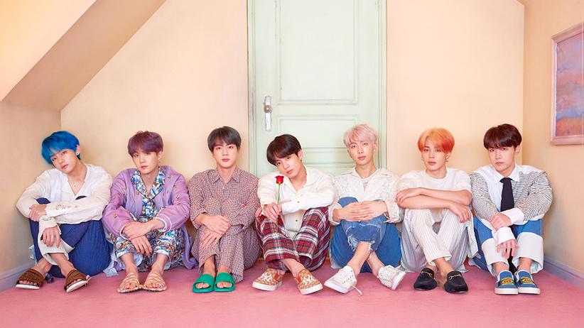 Musikindustrie: Die erfolgreichste Band der Welt: Bangtan Sonyeondan alias BTS